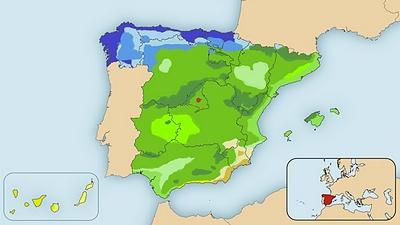 Погода в испании описание