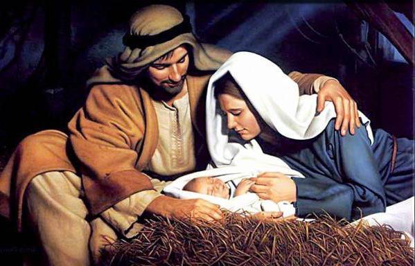 Иисус христос был чьим сыном