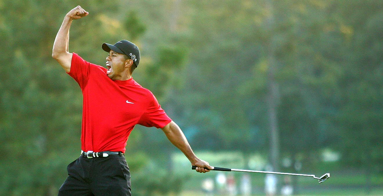 Tiger woods at&t national