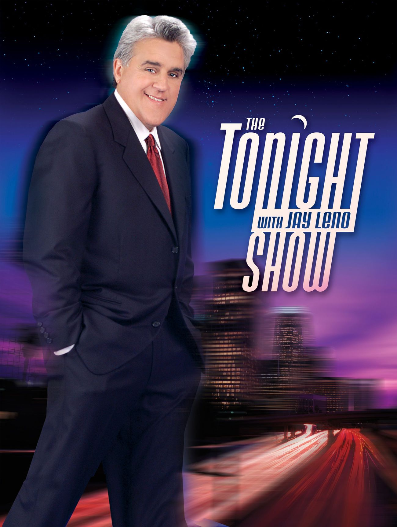 Where is the tonight show with jay leno filmed