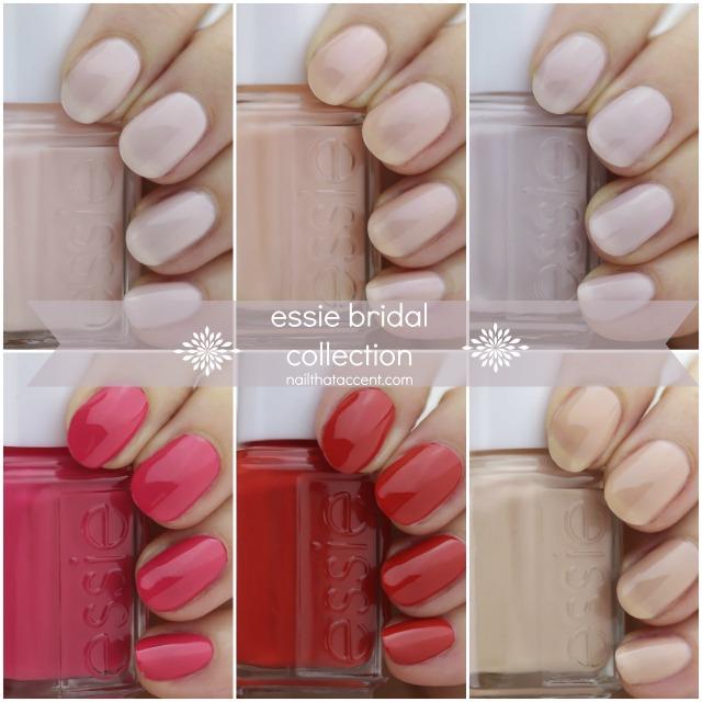 Essie nails 2015