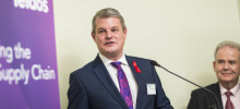 Stuart Andrew MP and Julian Lewis MP