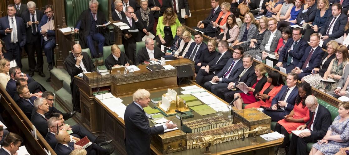 Boris Johnson Commons