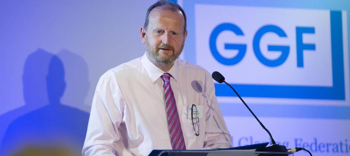 GGF President John Agnew
