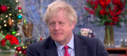 Boris Johnson appearing on ITV's This Morning