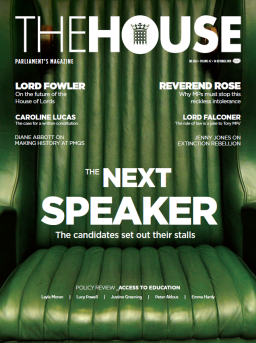 Issue 1663 - The House