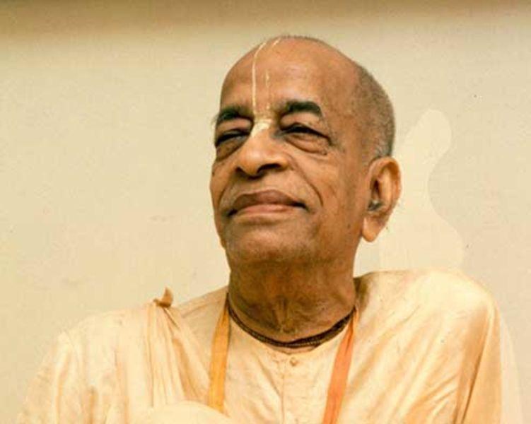 Founder-Acarya His Divine Grace A.C. Bhaktivedanta Swami Prabhupāda