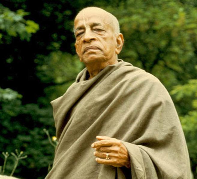 His Divine Grace A. C. Bhaktivedanta Swami Prabhupāda