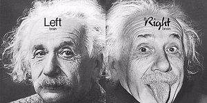 Тест: Правильно ответят на все 6 вопросов только те, у кого преобладает левое полушарие мозга