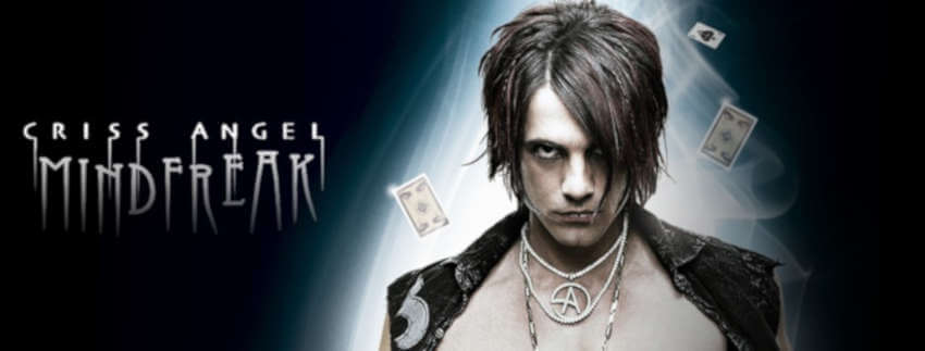 Criss angel vegas discount tickets