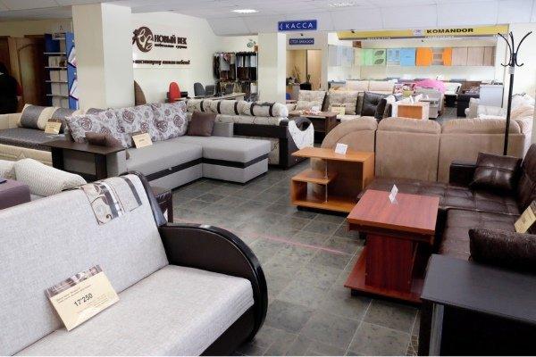 Мебели бизнес