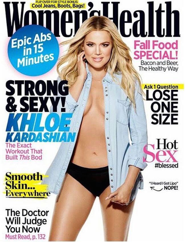 Khloe kardashian diet and exercise plan