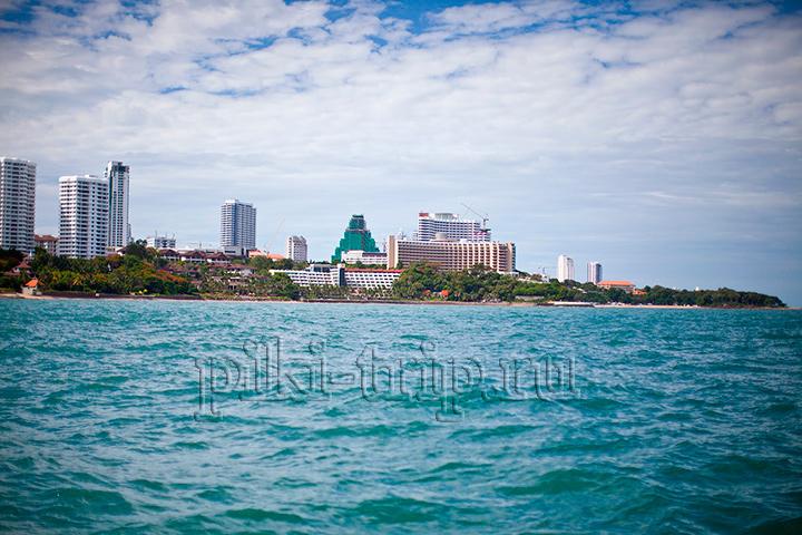 Паттайя таиланд море