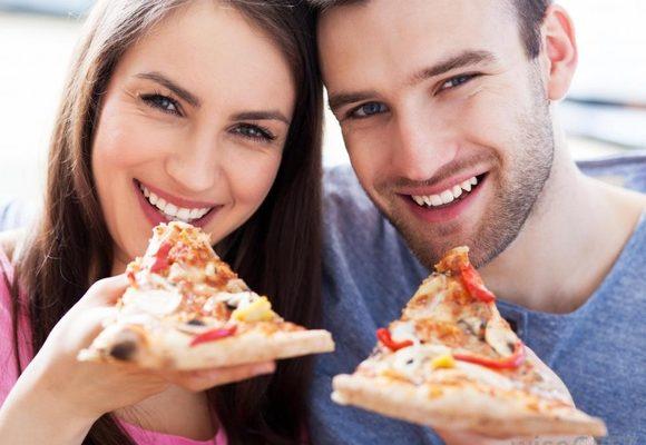 Пицца калорийность на 1 кусок