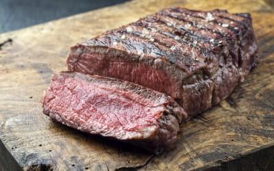 Съела сырое мясо что делать