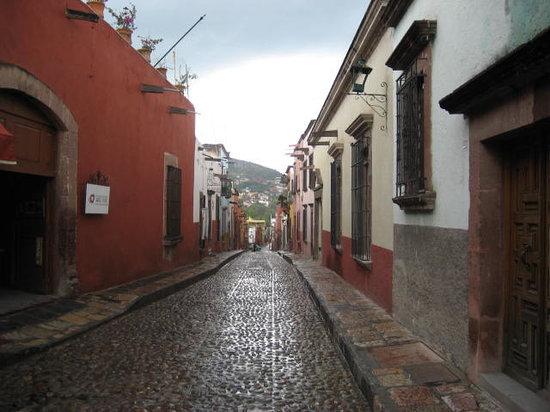 Clima en san miguel de allende guanajuato mexico