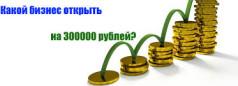 Какой бизнес можно открыть в спб на сумму 200 или 300 тысяч рублей