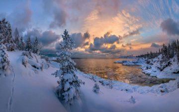 Чем заняться зимой в карелии