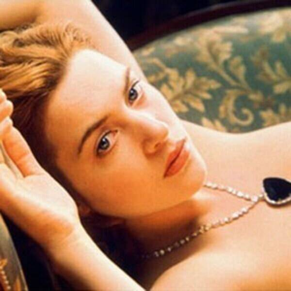 Kate winslet titanic breasts