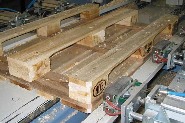 Оборудование для производства деревянных поддонов