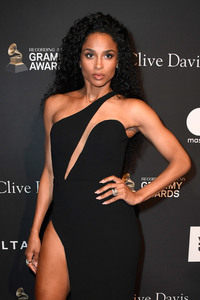 Ciara - The Recording Academy And Clive Davis' 2019 Pre-GRAMMY Gala in Beverly Hills 2/9/19