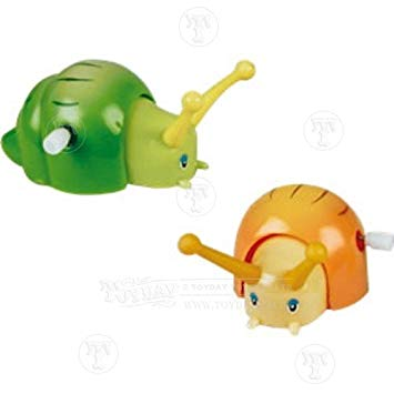 Clockwork snails