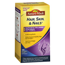 Natures body hair skin and nails