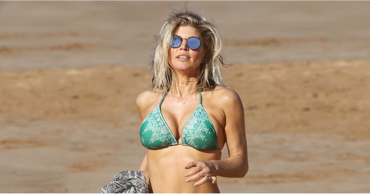 Hollywood celebrities in bikini pictures