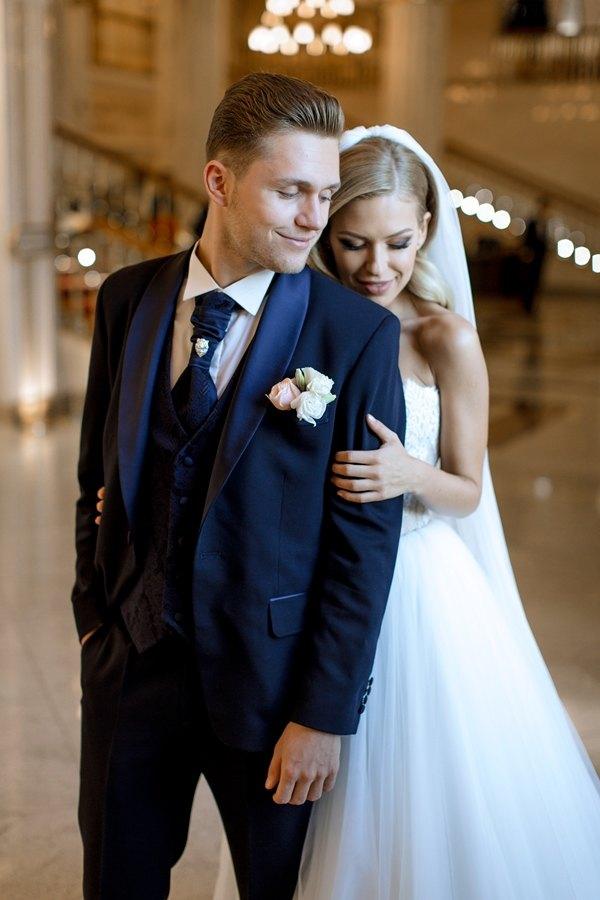 Влад Соколовский и Дакота: репортаж со свадьбы
