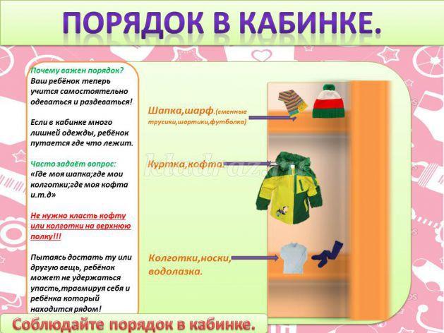 Опыт работа воспитателя в детском саду