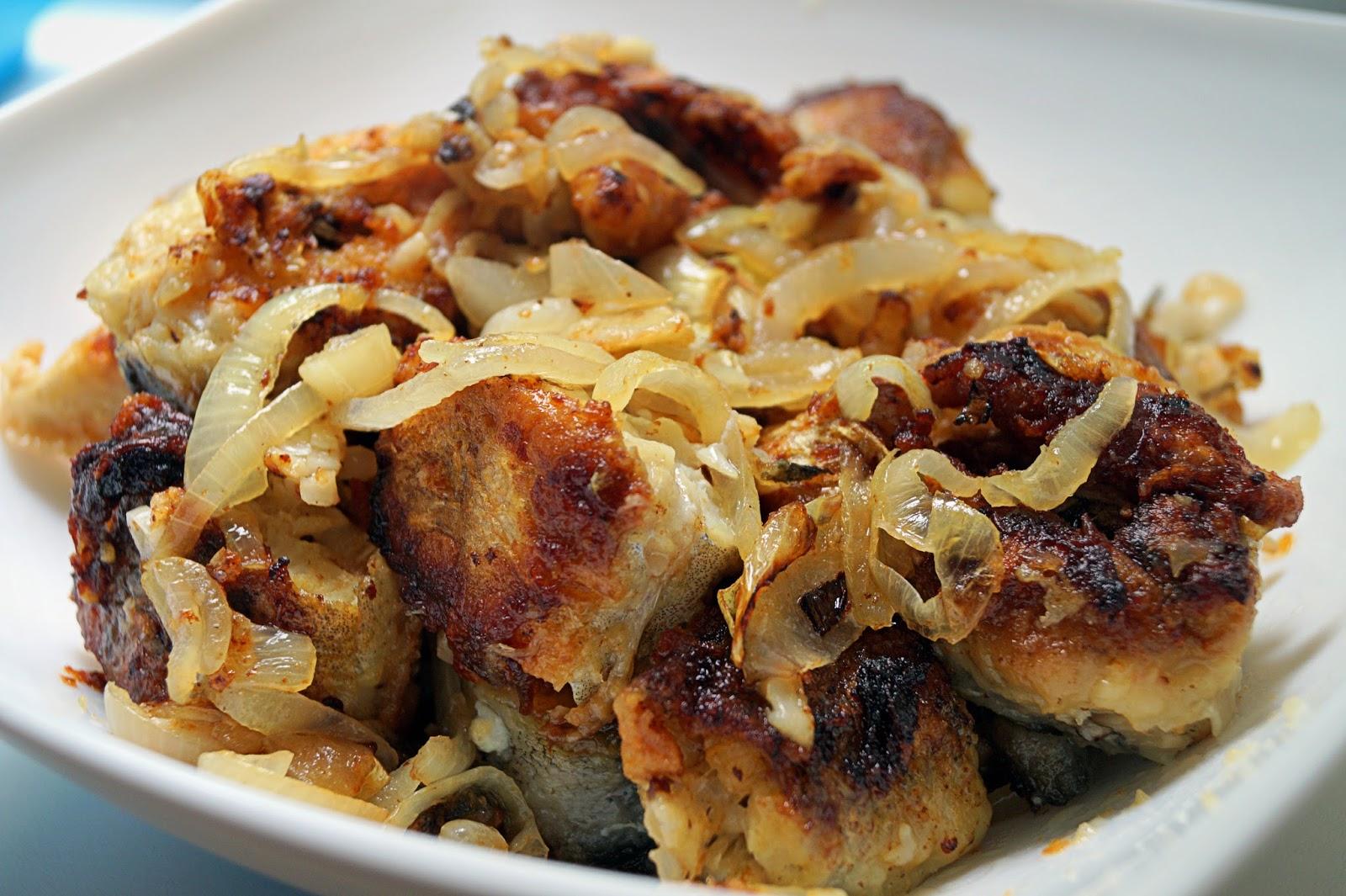 Рецепт жареной рыбы минтай на сковороде