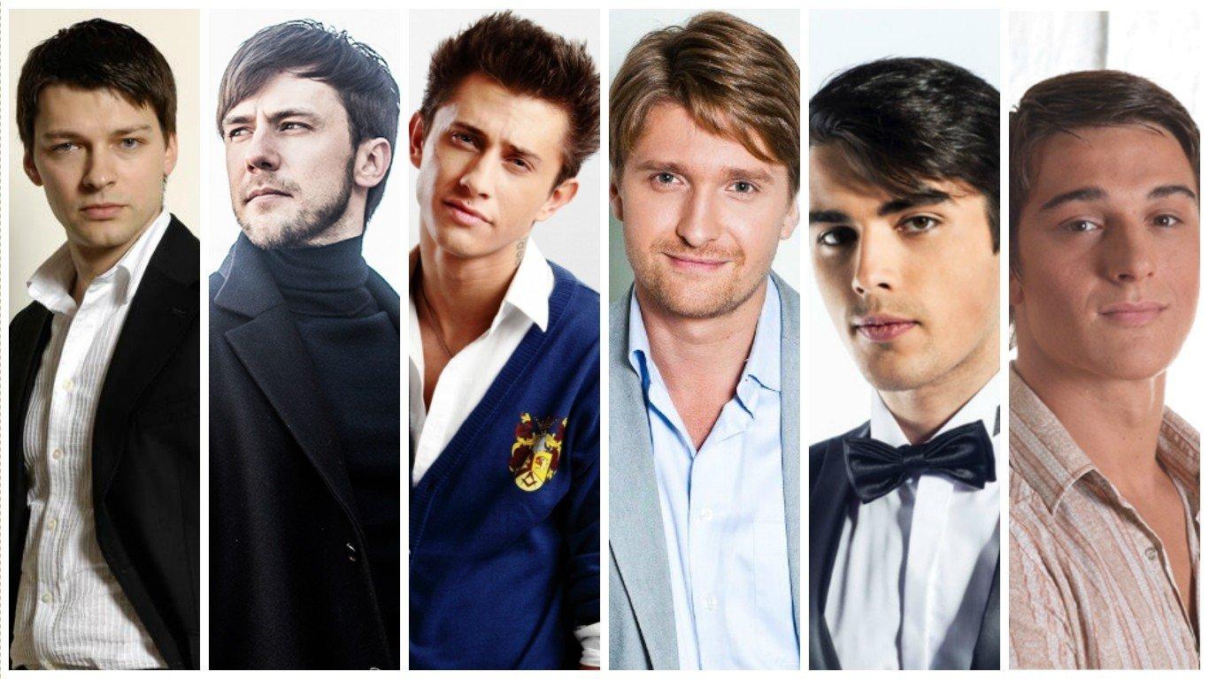 Актеры сериалов мужчины фото с именами
