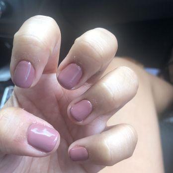 Pinkie nails