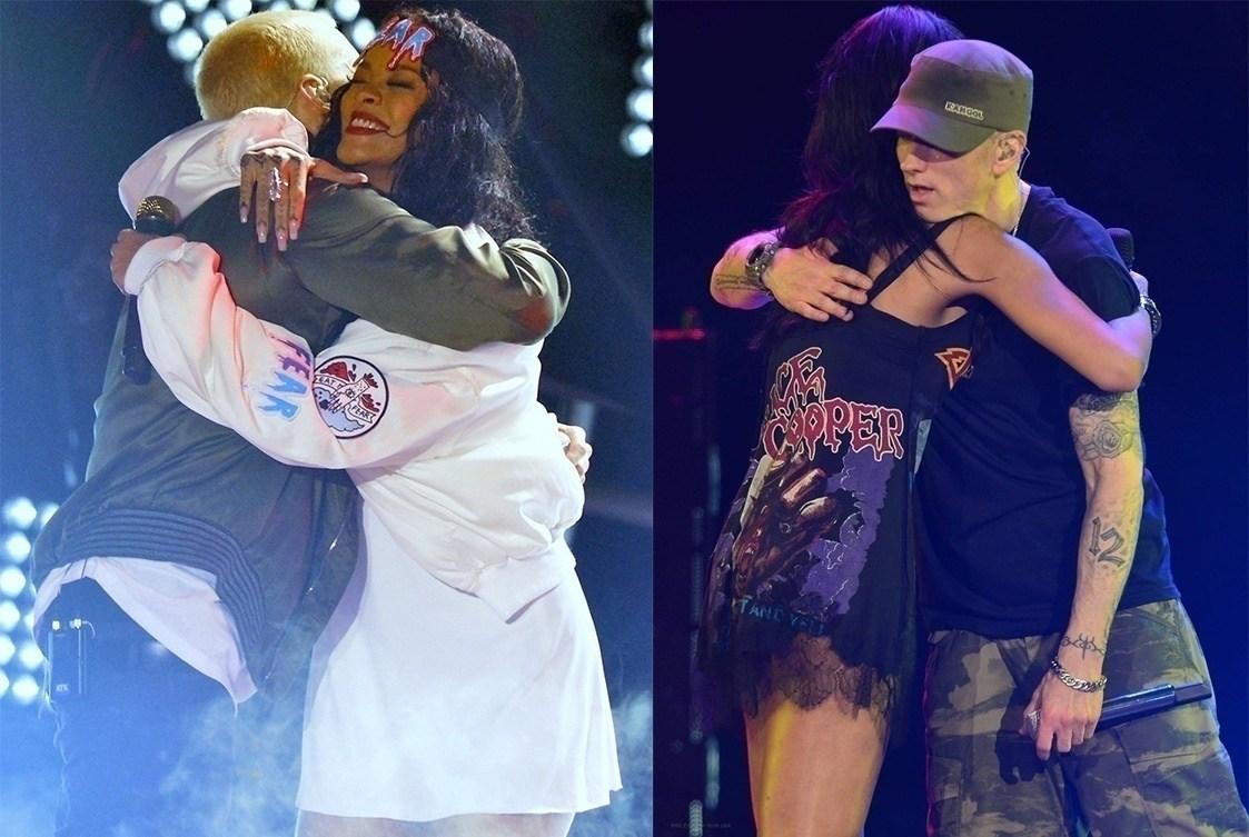 Eminem rihanna songs