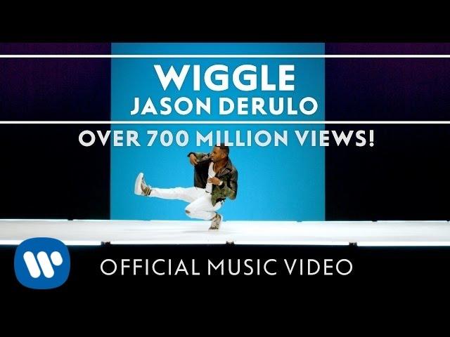 Jason derulo featuring snoop dogg - wiggle