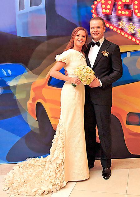 Юлия савичева и Александр Аршинов свадьба