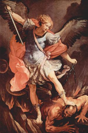 Quien era el arcangel san miguel