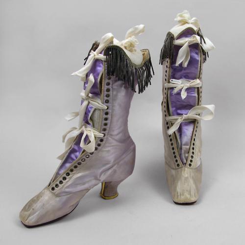 Обувь XIX века: «Принеси те самые черевички, которые носит царица, выйду тот же час за тебя замуж», фото № 3