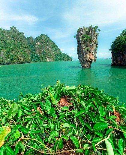 Где тайланд