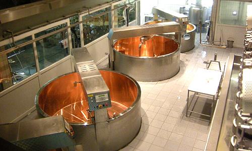 Завод по производству сыров