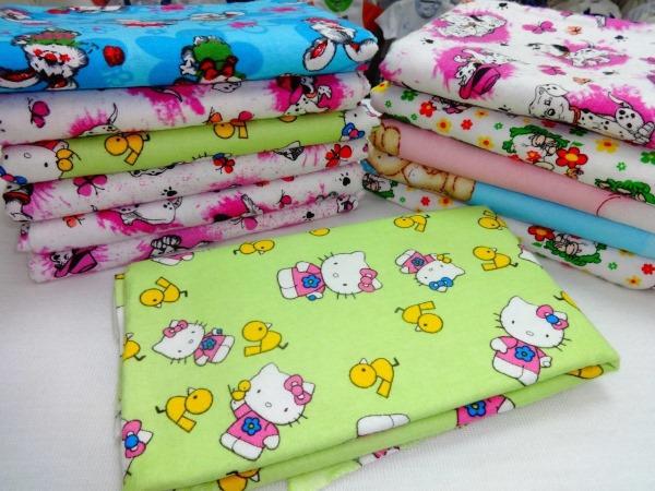 Пеленки для новорожденных своими руками размеры