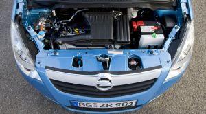 Двигатель Опель Агила