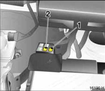 Предохранители Опель Агила: схема блоков и назначение деталей