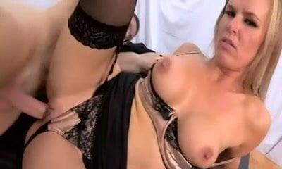 Adult white collar crime video