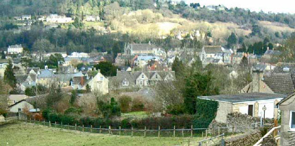 Bed and breakfast nailsworth