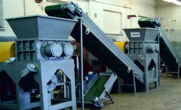 Оборудование для производства резиновая крошка цена