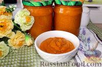 Фото к рецепту: Кабачковая икра с томатным кетчупом (на зиму)