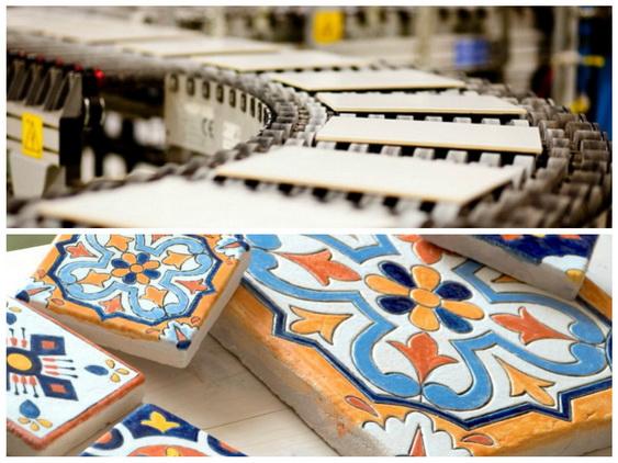 Открыть производство плитки