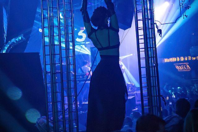 Танцовщицы Гоу-гоу