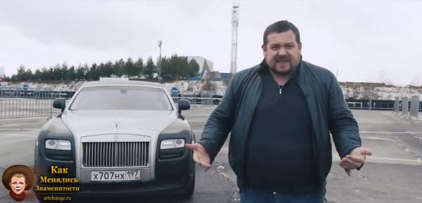 Тест-драйв от Давидыча. Rolls Royce Ghost (2016)